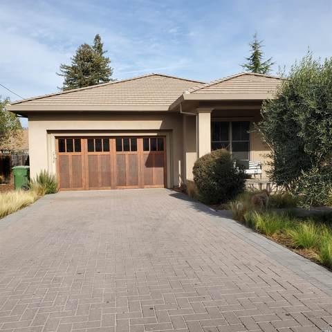 1758 Stockton Street, St. Helena, CA 94574 (#22033512) :: Team O'Brien Real Estate
