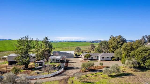 2100 Mountain Ranch Road, Petaluma, CA 94954 (#22033884) :: Intero Real Estate Services