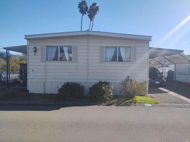 3 Marigold Lane, Calistoga, CA 94515 (#22034267) :: Rapisarda Real Estate