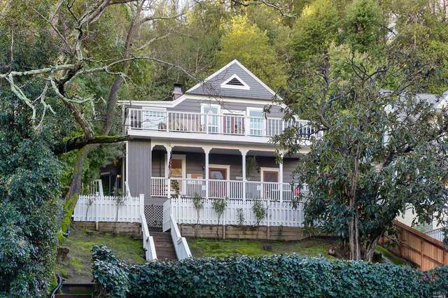653 Magnolia Avenue, Larkspur, CA 94939 (#22034098) :: Golden Gate Sotheby's International Realty