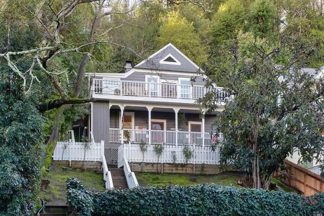653 Magnolia Avenue, Larkspur, CA 94939 (#22034507) :: Golden Gate Sotheby's International Realty