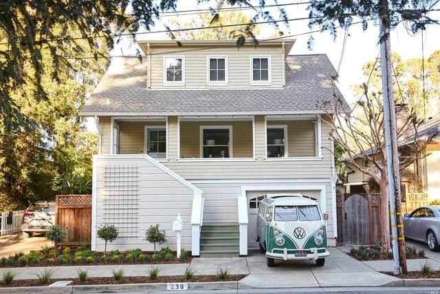 230 Monte Vista, Larkspur, CA 94939 (#22033214) :: Golden Gate Sotheby's International Realty