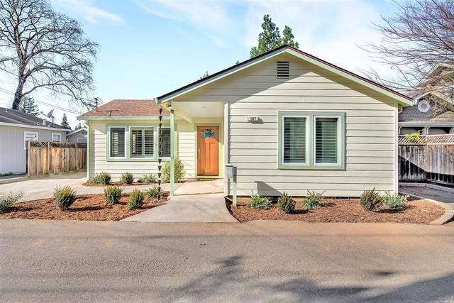 107 Marion Lane, Healdsburg, CA 95448 (#22030181) :: The Lucas Group