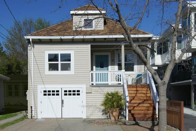 22 Mariposa Avenue, San Anselmo, CA 94960 (#22028712) :: The Lucas Group