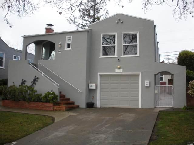 137 Fairmont Avenue, Vallejo, CA 94590 (#321000308) :: The Lucas Group