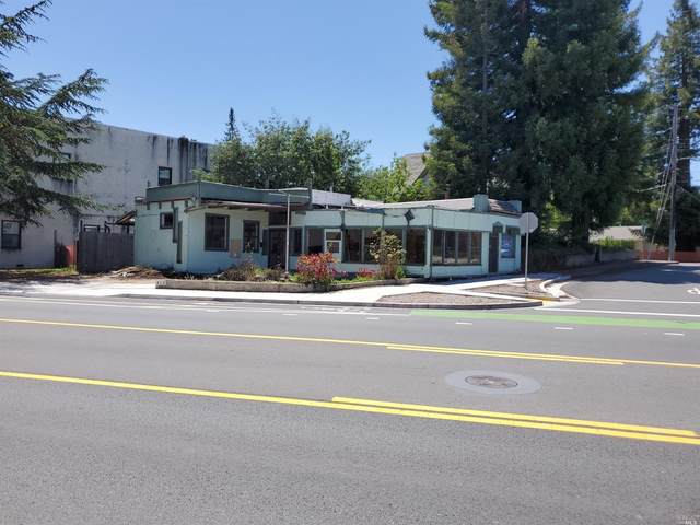 316 S Main Street, Willits, CA 95490 (#321001234) :: The Lucas Group