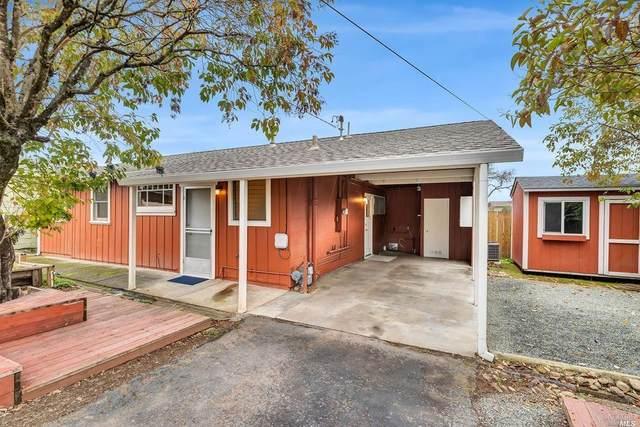 30 E Thomson Avenue, Sonoma, CA 95476 (#321001361) :: Hiraeth Homes