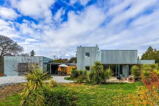 1055 Bloomfield Road, Sebastopol, CA 95472 (#321002853) :: Rapisarda Real Estate