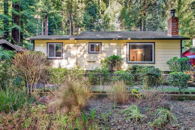 17328 Hwy 116, Guerneville, CA 95446 (#321003211) :: RE/MAX GOLD