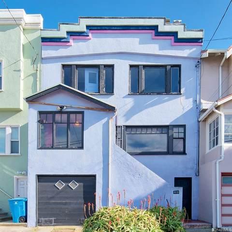 810 43rd Avenue, San Francisco, CA 94121 (#421518367) :: The Lucas Group