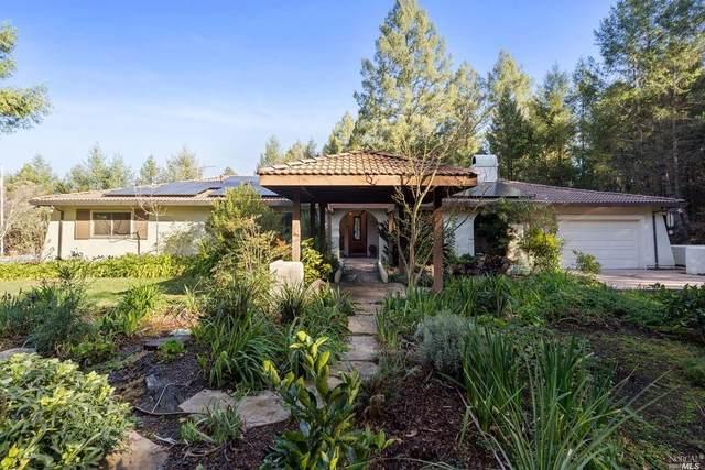 505 Kortum Canyon Road, Calistoga, CA 94515 (#321003696) :: Rapisarda Real Estate
