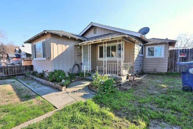 246 Santiago Avenue, Sacramento, CA 95815 (#221005449) :: Jimmy Castro Real Estate Group