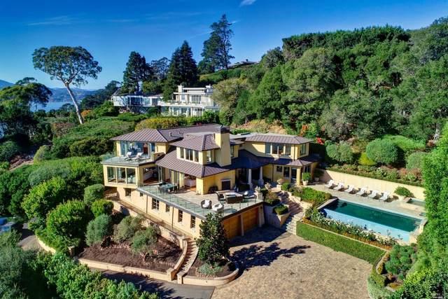 17 Eucalyptus Road, Belvedere, CA 94920 (#321004765) :: Golden Gate Sotheby's International Realty