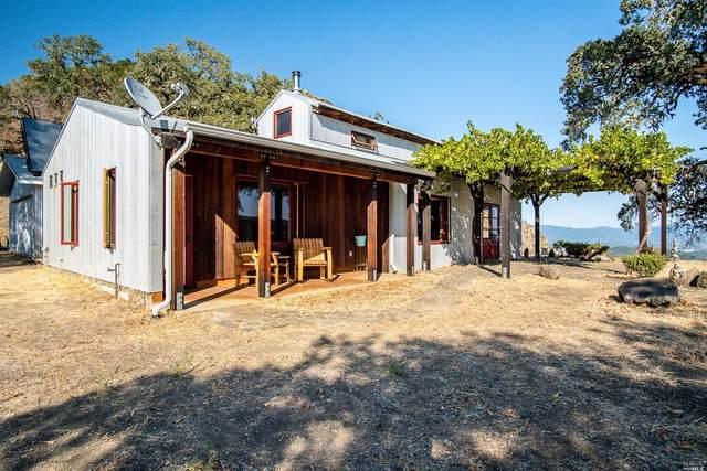 3701 Bus Mcgall Ranch Road, Ukiah, CA 95482 (#321005080) :: Rapisarda Real Estate