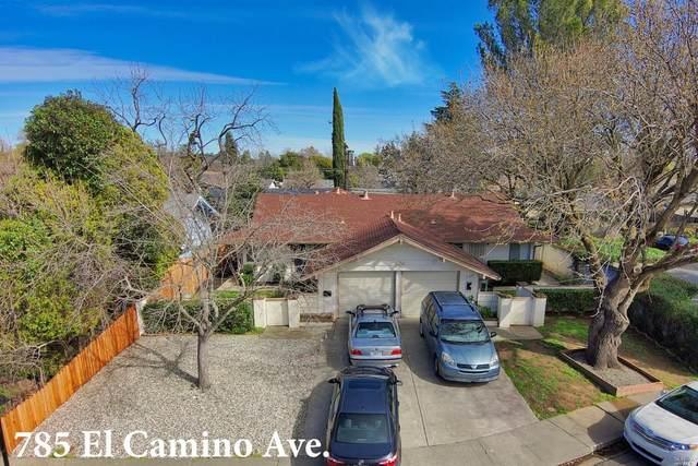 785 El Camino Avenue, Vacaville, CA 95688 (#321005921) :: Rapisarda Real Estate