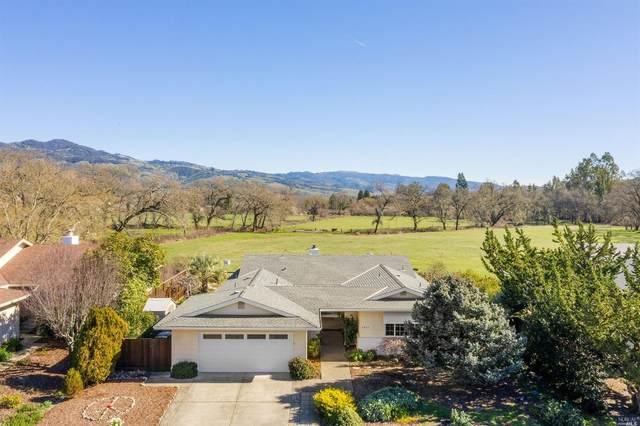 8802 Oakmont Drive, Santa Rosa, CA 95409 (#321003616) :: The Lucas Group