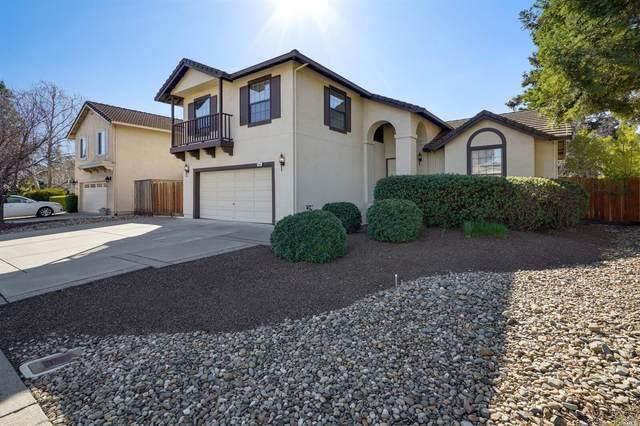 406 Stonecastle Way, Vacaville, CA 95687 (#321005159) :: Hiraeth Homes