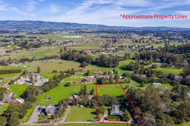525 Via Robles, Petaluma, CA 94952 (#321006804) :: Intero Real Estate Services
