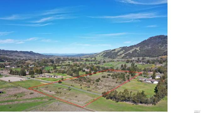 0 Warehill Road, Santa Rosa, CA 95404 (#321006834) :: Hiraeth Homes