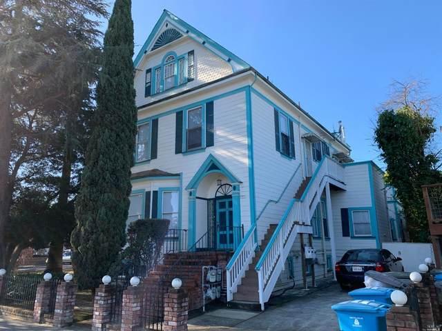 1303 Sacramento Street, Vallejo, CA 94590 (#321007070) :: The Lucas Group