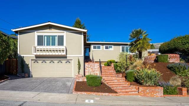 12 Tralee Way, San Rafael, CA 94903 (#321007049) :: Team O'Brien Real Estate