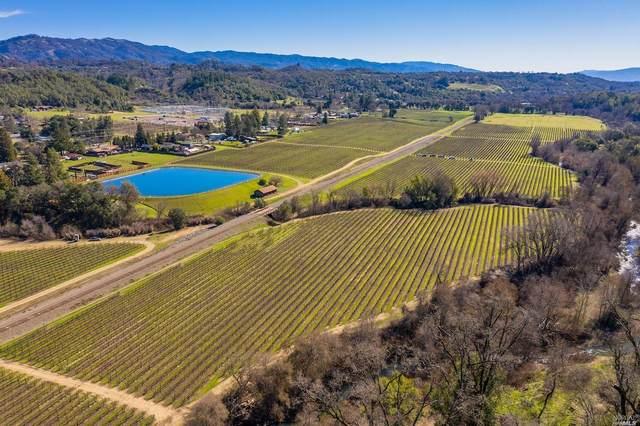 8000 N East Road, Redwood Valley, CA 95470 (#321007195) :: Rapisarda Real Estate