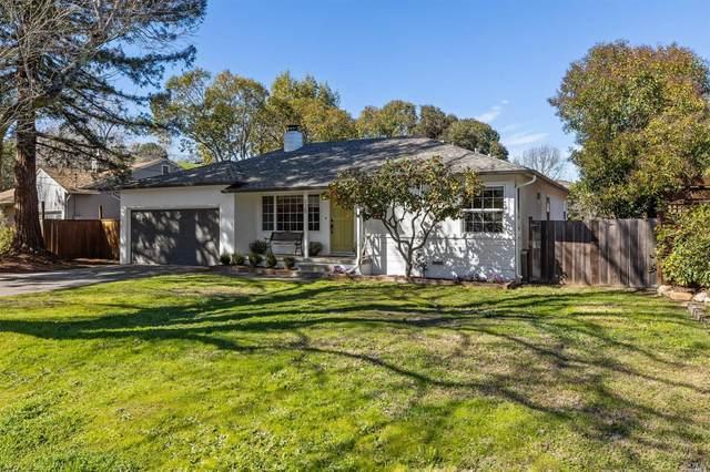 228 El Prado Avenue, San Rafael, CA 94903 (#321007271) :: Team O'Brien Real Estate
