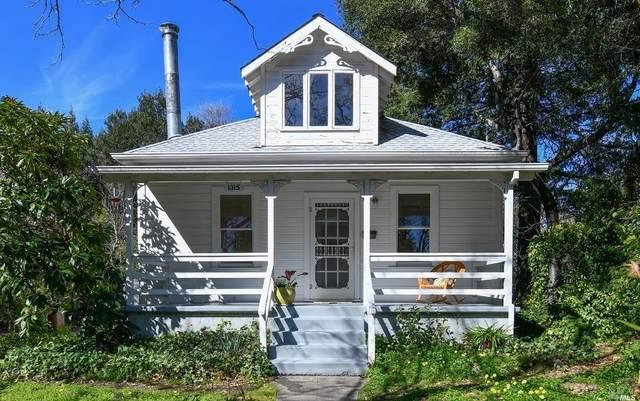 1315 Spring Street, Calistoga, CA 94515 (#321007574) :: Golden Gate Sotheby's International Realty