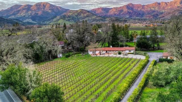 3088 Foothill Boulevard, Calistoga, CA 94515 (#321007632) :: Golden Gate Sotheby's International Realty