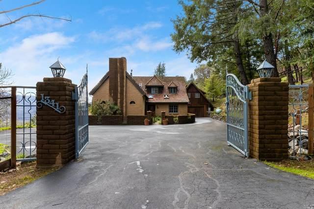1341 Oak Knoll Road, Ukiah, CA 95482 (#321007655) :: Rapisarda Real Estate