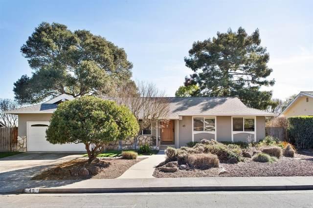 45 San Gregorio Court, Novato, CA 94947 (#321008165) :: Golden Gate Sotheby's International Realty