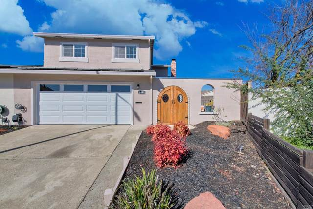 1648 Beechwood Drive, Martinez, CA 94553 (#321007578) :: RE/MAX GOLD