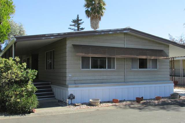 118 Heather Lane #118, Calistoga, CA 94515 (#321006979) :: Rapisarda Real Estate
