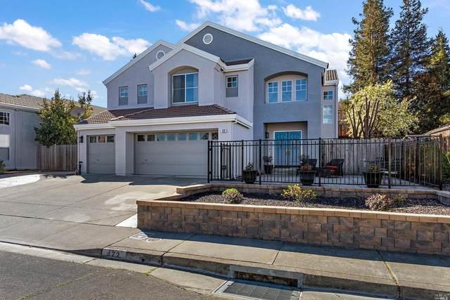 472 Panorama Drive, Benicia, CA 94510 (#321008282) :: Jimmy Castro Real Estate Group