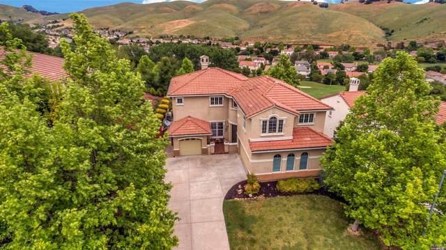 1536 Landmark Drive, Vallejo, CA 94591 (#321008707) :: RE/MAX GOLD