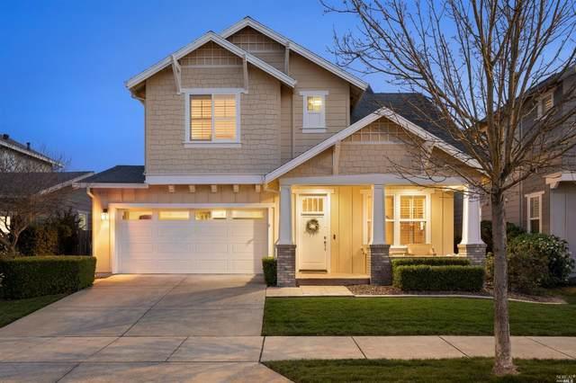 2022 Autumn Walk Drive, Santa Rosa, CA 95403 (#321008772) :: Corcoran Global Living