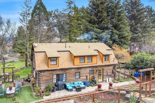 154 Ridgecrest Drive, Napa, CA 94558 (#321006610) :: Rapisarda Real Estate