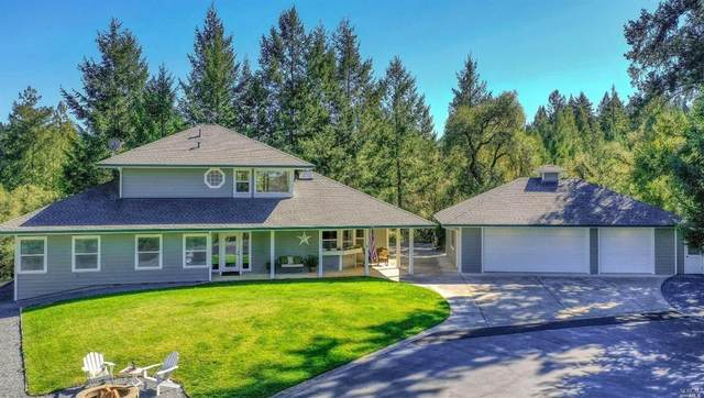 8930 Pocket Canyon Highway, Forestville, CA 95436 (#22034977) :: Hiraeth Homes
