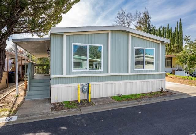 700 E Gobbi Street #12, Ukiah, CA 95482 (#321009523) :: Lisa Perotti | Corcoran Global Living