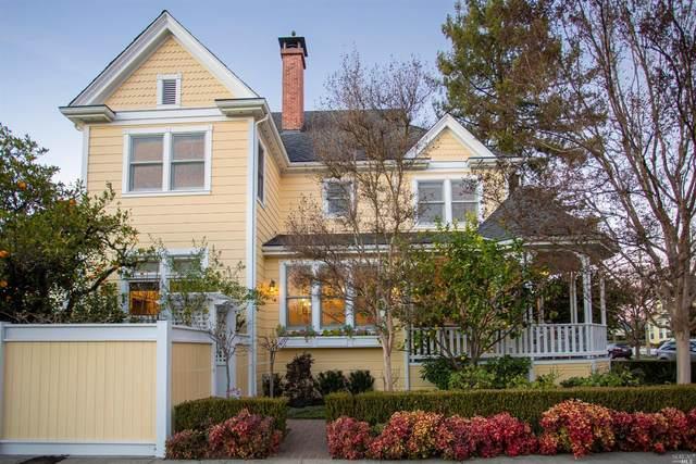321 Fitch Street, Healdsburg, CA 95448 (#321007098) :: W Real Estate | Luxury Team