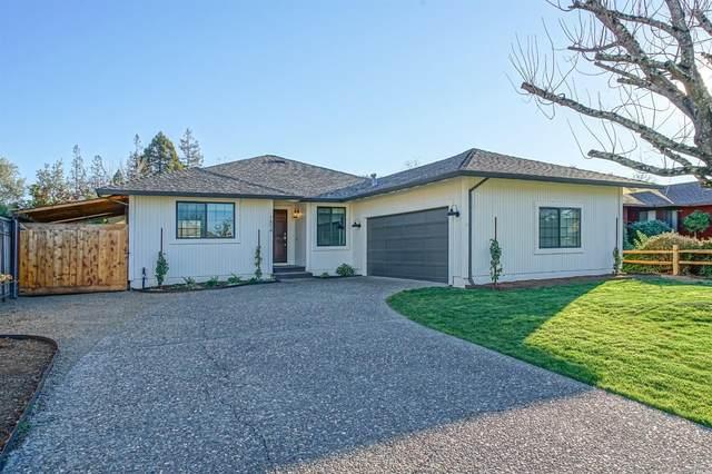 1854 Tonja Way, Santa Rosa, CA 95401 (#321009695) :: Corcoran Global Living