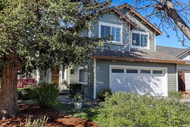 1501 Cabernet Circle, Santa Rosa, CA 95403 (#321010256) :: Corcoran Global Living