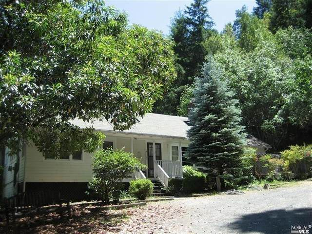 7350 Franz Valley Road, Calistoga, CA 94515 (#321010413) :: The Abramowicz Group