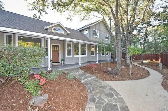 15430 Woodside Court, Glen Ellen, CA 95442 (#321010342) :: Jimmy Castro Real Estate Group