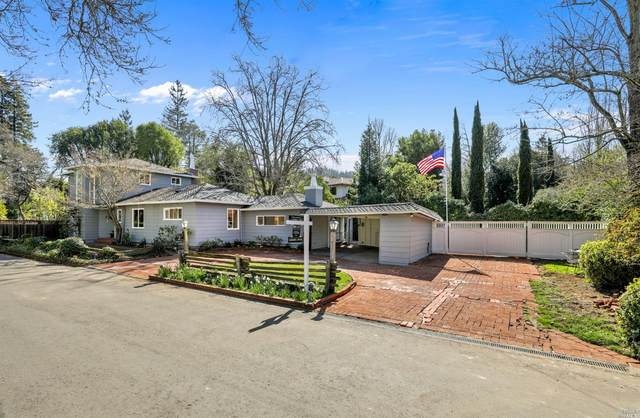 2 Shanley Lane, Ross, CA 94957 (#321010599) :: Rapisarda Real Estate