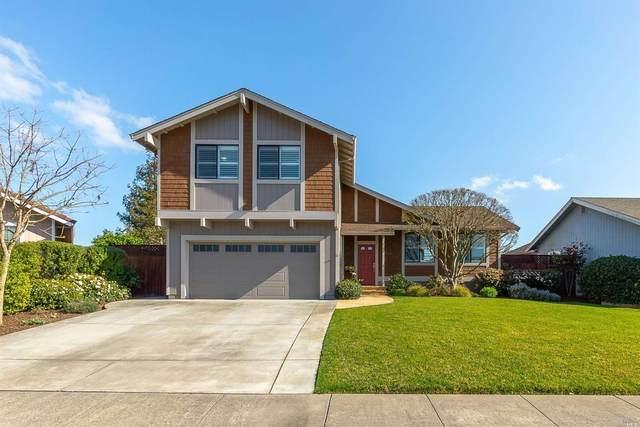 2246 Aaron Court, Petaluma, CA 94954 (#321008613) :: Hiraeth Homes