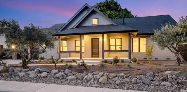 180 Old Rossi Place, Healdsburg, CA 95448 (#321013680) :: Hiraeth Homes