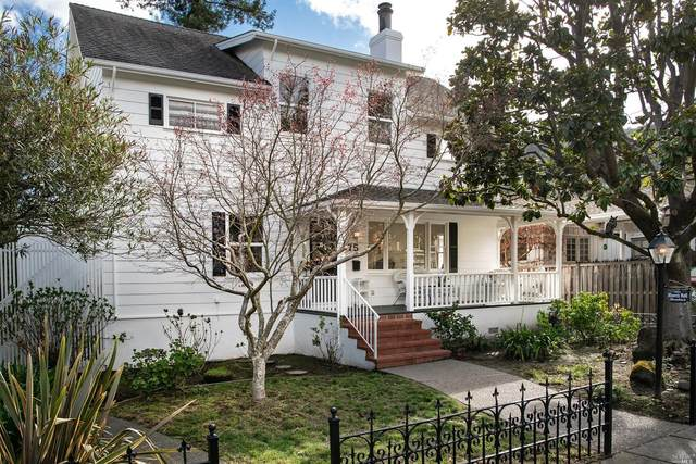 75 Redwood Avenue, Corte Madera, CA 94925 (#321012392) :: Corcoran Global Living
