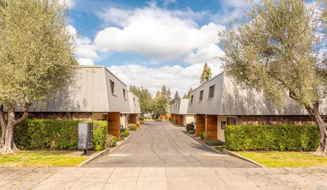 319 North Street #1, Healdsburg, CA 95448 (#321013132) :: Hiraeth Homes