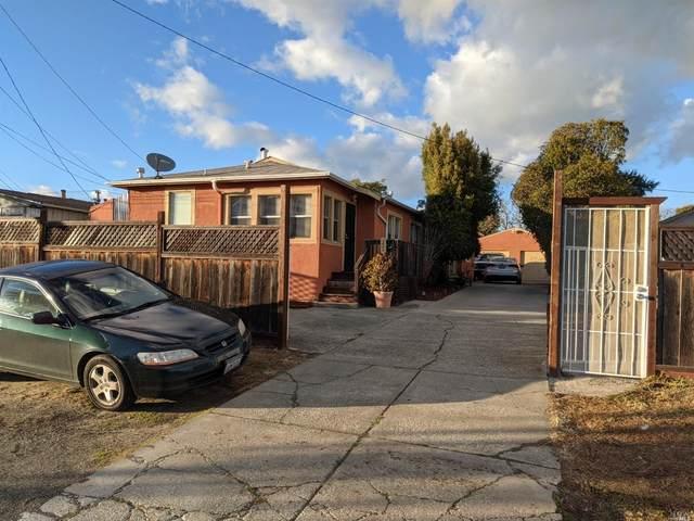 22 Reis Avenue, Vallejo, CA 94590 (#321014426) :: The Abramowicz Group